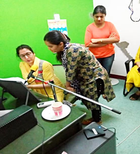 Programme recording for election